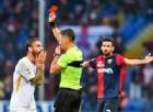Roma: De Rossi come Bonucci, ecco cosa rischia