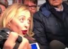 Ius soli, Fdi raccoglie 70mila firme, Meloni: «Legge contro gli italiani»