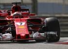 Il 2018 inizia bene per la Ferrari: Raikkonen è il più veloce