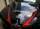 Carabinieri: sorpresi due ladri di alluminio