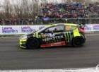 Valentino Rossi già in testa al Rally di Monza, ma che lotta!