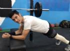 Navarro torna ad allenarsi dopo le fratture