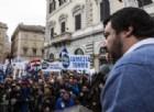 Salvini sfida Renzi, indica le prime mosse del «suo» governo e lancia un monito al centrodestra