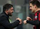 Milan: la vittoria tutto cuore di Gattuso