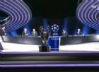 Sorteggi Champions: urna benevola per Juve e Roma