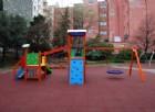 L'area giochi del giardino di via Montecchi è stat rimessa a nuovo: oggi l'inaugurazione