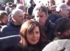 Manifestazione antifascista di Como, Boldrini dalla piazza: «Obiettivo raggiunto»