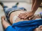 15enne ha un arresto cardiaco durante l'ora di ginnastica, salvato da un'equipe di medici