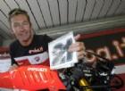 A 48 anni torna a correre il mito della Ducati