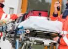 Sgonico: esce autonomamente di strada, ferita una persona