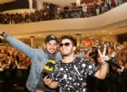 Matt & Bise tornano al Tiare Shopping per incontrare i fan