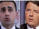 Pensioni d'oro e conti pubblici, botta e risposta tra Luigi Di Maio e Matteo Renzi