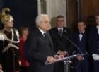 Il monito di Mattarella per le elezioni: «Mi auguro proposte comprensibili e realistiche»