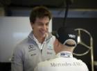 La Mercedes sta con la Ferrari: «Non provocatela, lei è la F1»