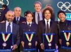 A Morbidelli, Cairoli e Fontanesi il primo premio dello sport italiano