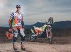 Anche una donna motociclista correrà nel deserto