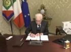 Mattarella ha sciolto le Camere, Gentiloni resta in sella fino al 4 marzo