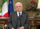 Mattarella: «Elezioni aprono pagina bianca, fiducia nei giovani del '99»