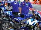 La livrea della Yamaha cambia colori?