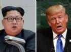 Trump: «Spero che i colloqui tra le Coree proseguano anche dopo le olimpiadi»
