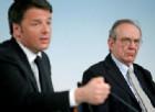 Padoan: «Se serve al paese mi candido. 80 euro? Aveva ragione Renzi»