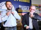 Salvini: «Dispiaciuto che Maroni lasci, Fontana successore adatto»