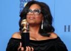 Golden Globes 2018: Oprah Winfrey commuove la platea e il mondo
