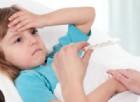 Influenza, febbre alta e bambini, ecco quello che c'è da sapere