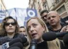 Meloni: «Noi difendiamo il lavoro, Di Maio l'assistenzialismo»