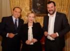 Centrodestra marcia a quattro alle elezioni, ma è ancora stallo sul Lazio