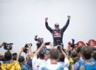 Impresa Sainz: a 55 anni vince la sua seconda Dakar