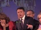 Renzi: «Il futuro si chiama Stati Uniti d'Europa»