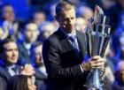 Champions per nazioni: l'Italia nel girone di Ronaldo e Lewandowsky