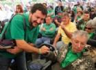 Salvini candida Bossi a Varese: lontani i tempi del «parricidio» di Pontida