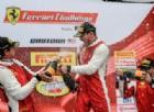 Bravo come attore e come pilota: Fassbender vince con la Ferrari