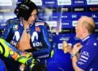 Prime difficoltà per la Yamaha: «Il giorno più duro»