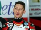 Il due volte campione del Motomondiale torna in pista