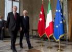 Erdogan a Roma: da destra a sinistra, oltre gli affari un rifiuto bipartisan