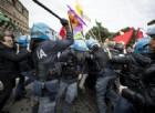 Erdogan a Roma, scontri a Castel Sant'Angelo