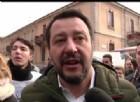 Salvini: «Picchiano i Carabinieri e poi i violenti siamo noi...»