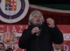 Grillo torna a fianco di Di Maio: «Berlusconi parla malissimo di noi, bene!»