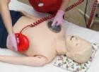 Donato defibrillatore all'Asd Pro Gorizia