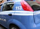Polizia: inseguimento per le vie di Caresanablot