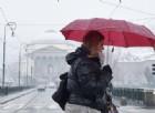 Pioggia e neve in arrivo a Torino