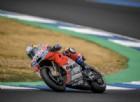 Ducati a due velocità: Dovizioso sorride, Lorenzo no