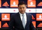 Nuova bufera sul Milan: una grave accusa per  Yonghong