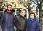 Andrea Stroscio, Doriano Raise e Nerina Dirindin di Liberi e Uguali
