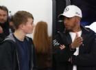 Hamilton: «La Mercedes è la squadra più forte della storia della F1»