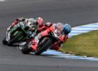Ducati inizia il 2018 alla grande: Melandri frega la Kawasaki