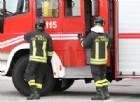 Caresana: a fuoco un'abitazione